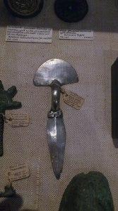 saxon long brooch ashmolean