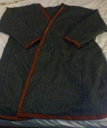 warrior coat