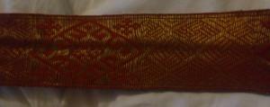 brocade belt