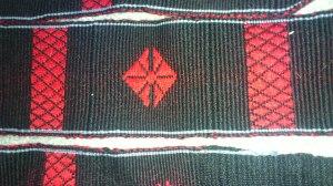 old belt detail