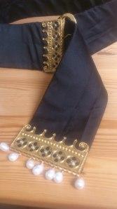 gown belt