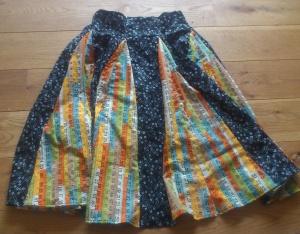 tape skirt