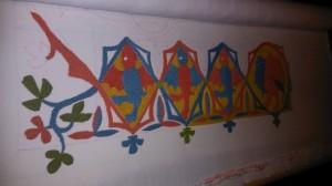 lutrell border colours