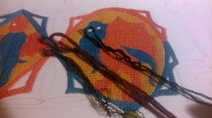 lutrell border threads